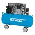 Compresor a correa de 150 litros monofásico con ruedas